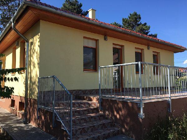 Családi ház a XVII. kerületben